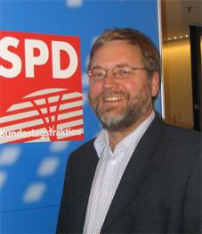 Gustav Herzog - Mitglied des Bundestages